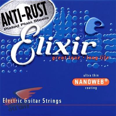 Niezbędnik gitarzysty: struny Elixir